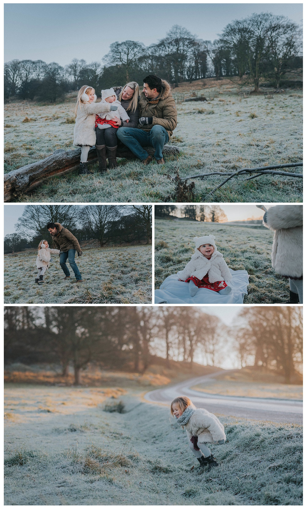 Image: chesterfield photographer family playing