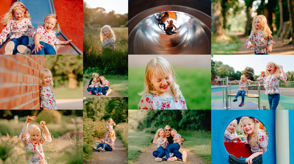 Image: markeaton park derby photography