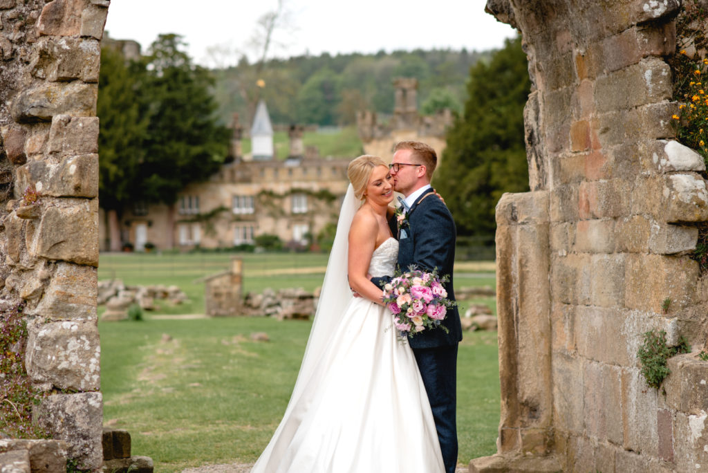 Alt: Bolton Abbey wedding