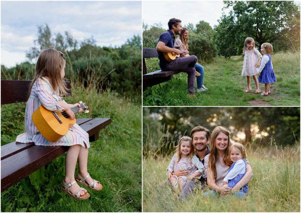 Image: Family photo Alfreton