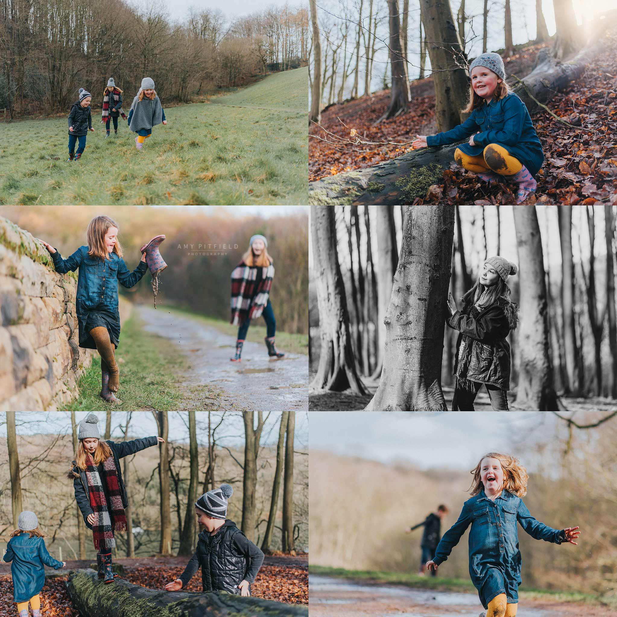 Image: Natural photography children chesterfield