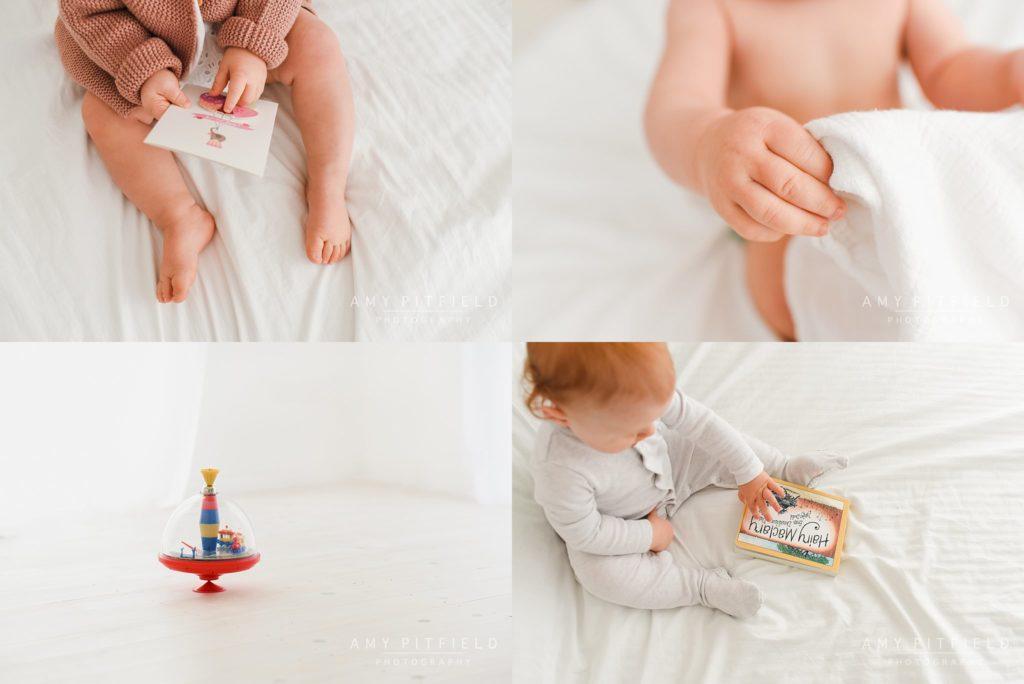Image: first birthday photoshoot alfreton