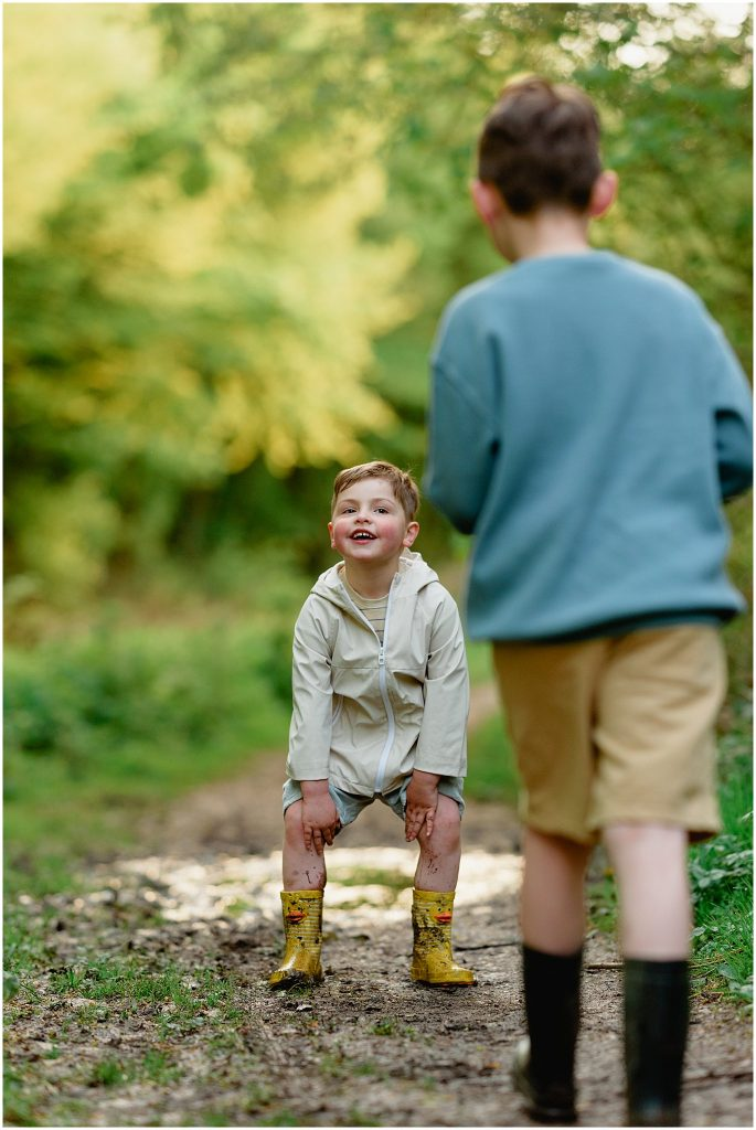 Image: natural family photographer derbyshire